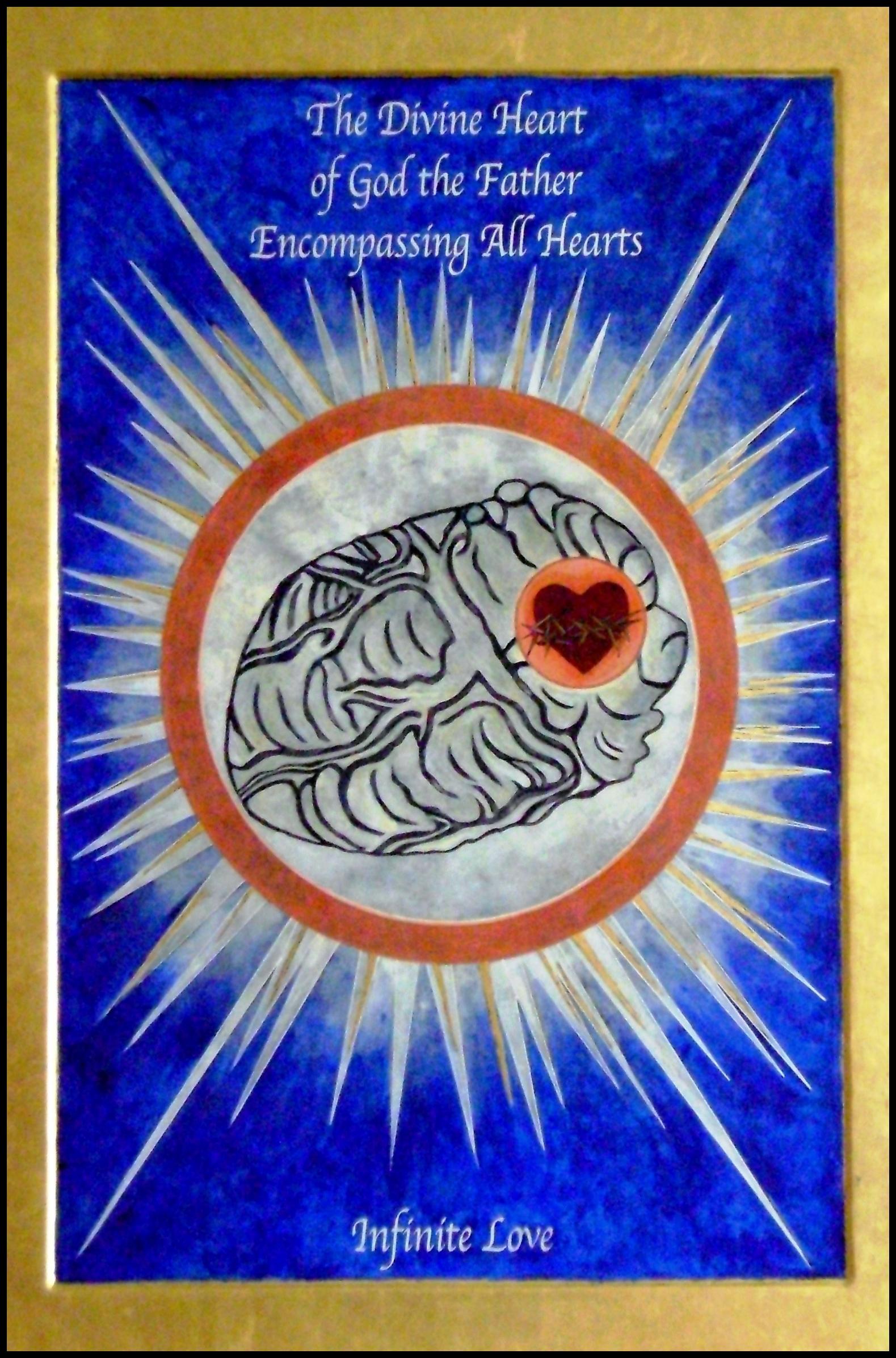 Divine Heart of God