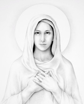 Description Of The Virgin Mary The Mother Of God 3