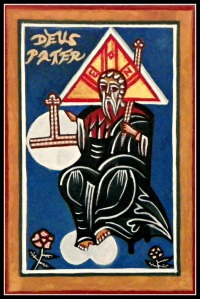 Icon of God the Father w frame2