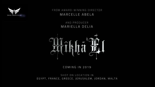 MikhaEl Black Promo Card
